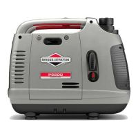 Бензогенератор Briggs&Stratton P 2200 Inverter
